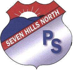 Seven Hills North Public School logo
